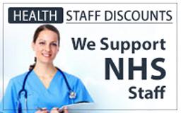 Health Staff Discounts