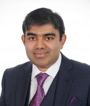 Tapash Mukherjee FCCA